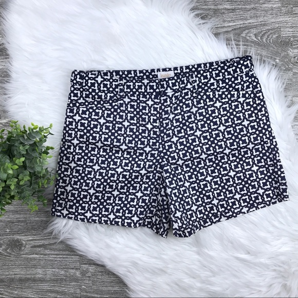 Laundry By Shelli Segal Pants - NWOT Laundry By Shelli Segal Navy & White Shorts